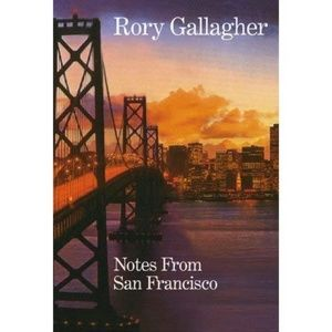 rory gallagher notes from s.f. uk ltd 2 cd set